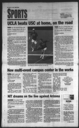 Daily Trojan, Vol. 136, No. 32, March 04, 1999