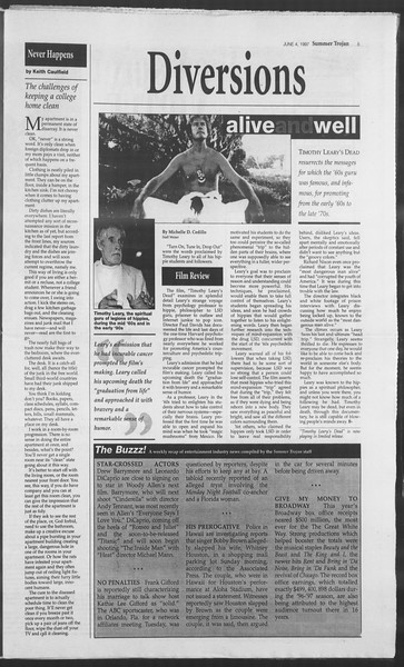 Summer Trojan, Vol. 131, No. 4, June 04, 1997