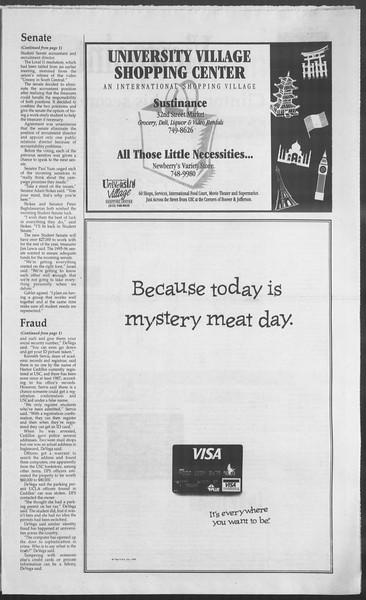 Daily Trojan, Vol. 127, No. 38, March 08, 1996