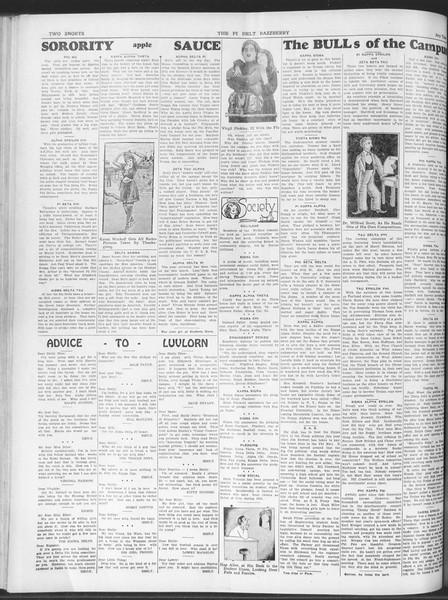 Daily Trojan, Vol. 20, No. 54, December 04, 1928