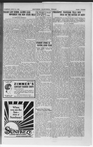Trojan, Vol. 7, No. 9, July 31, 1928