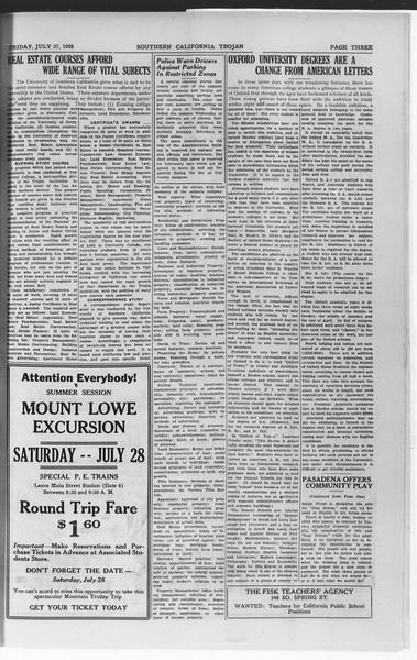Trojan, Vol. 7, No. 8, July 27, 1928