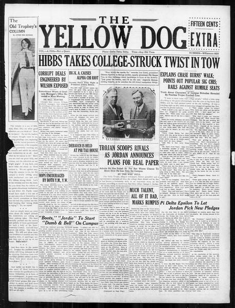 Daily Trojan, Vol. 18, No. 125, April 26, 1927