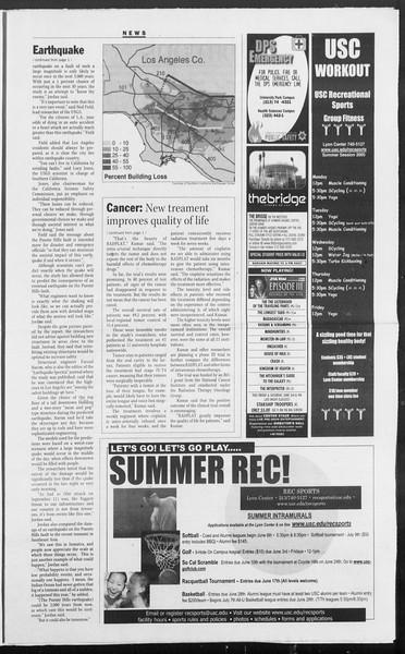 Summer Trojan, Vol. 155, No. 3, June 01, 2005