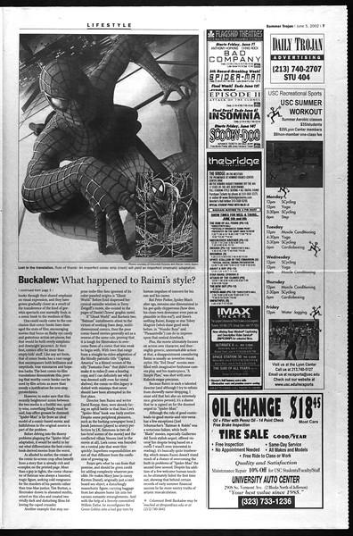 Summer Trojan, Vol. 146, No. 4, June 05, 2002