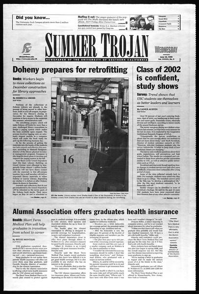 Summer Trojan, Vol. 140, No. 5, June 16, 1999