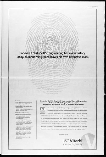 Daily Trojan, Vol. 159, No. 44, October 23, 2006