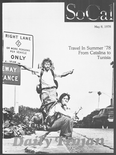 SoCal, Vol. 73, No. 55A, May 08, 1978