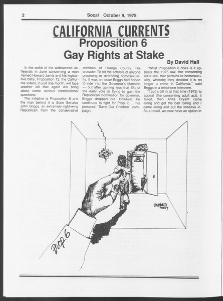 SoCal, Vol. 75, No. 15, October 09, 1978