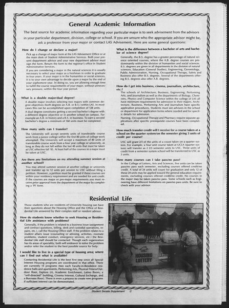 Daily Trojan, Vol. 103, No. 54, April 08, 1987