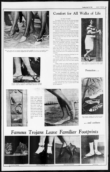 Daily Trojan, Vol. 55, No. 97, April 14, 1964