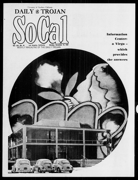 SoCal, Vol. 61, No. 40, November 10, 1969