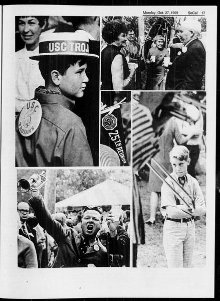 SoCal, Vol. 61, No. 31, October 27, 1969