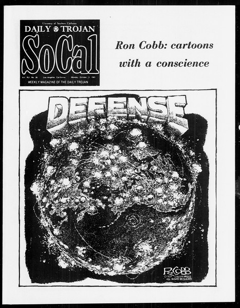 SoCal, Vol. 61, No. 21, October 13, 1969