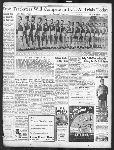 Daily Trojan, Vol. 26, No. 148, May 31, 1935