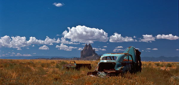 Ship Rock, Navajo Nation, New Mexico