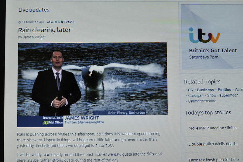 ITV Wales Weather News