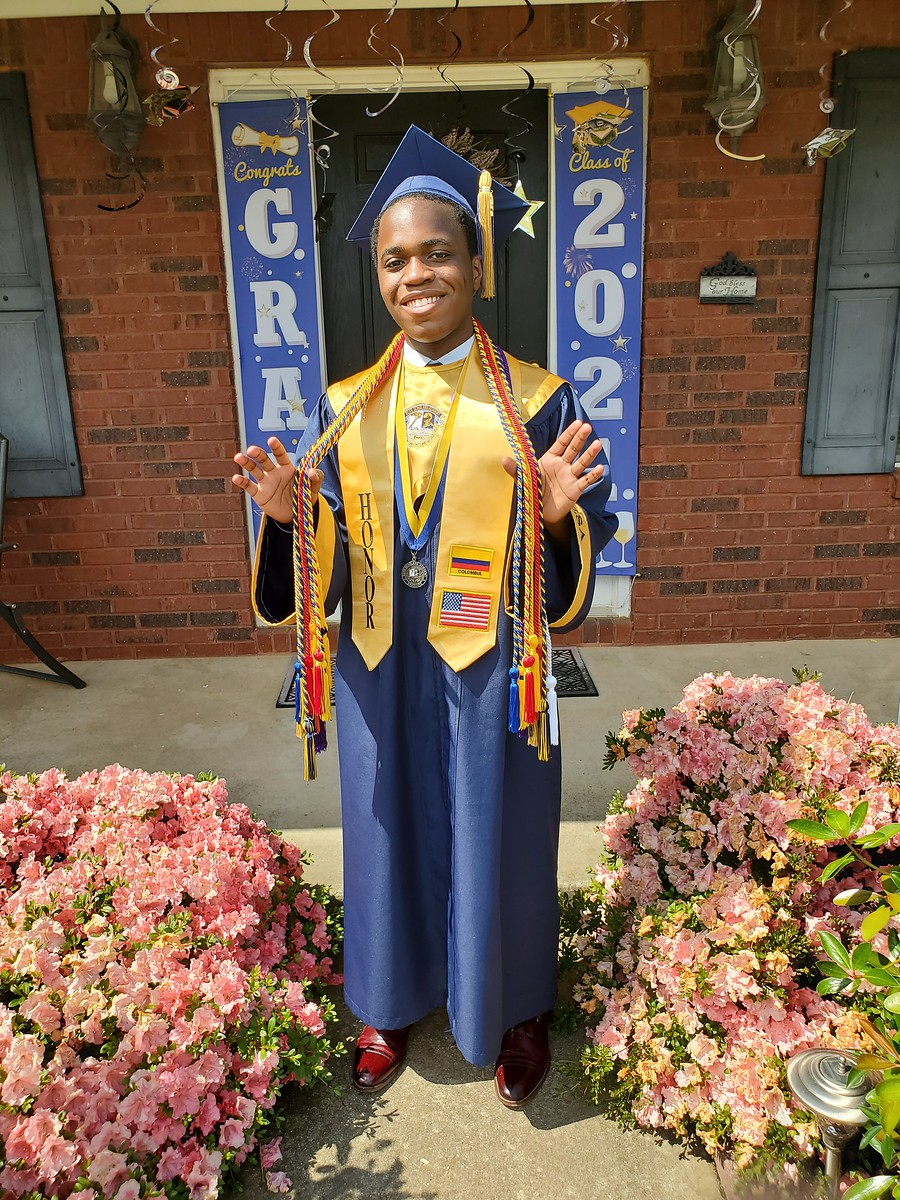 Reese is a recent graduate of the Elite Scholars Academy