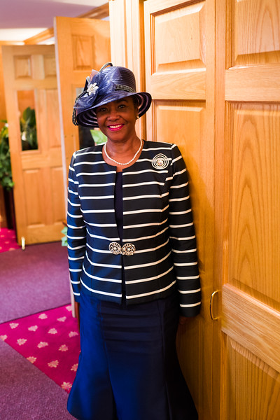 Ushers Day-2016, Mt. Calvary Baptist Church