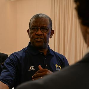 Virgil Roberts, Chairman Usher's New Look Foundation