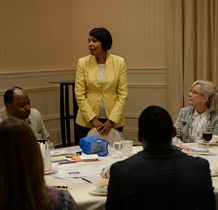 UNL President,  Yvette Cook