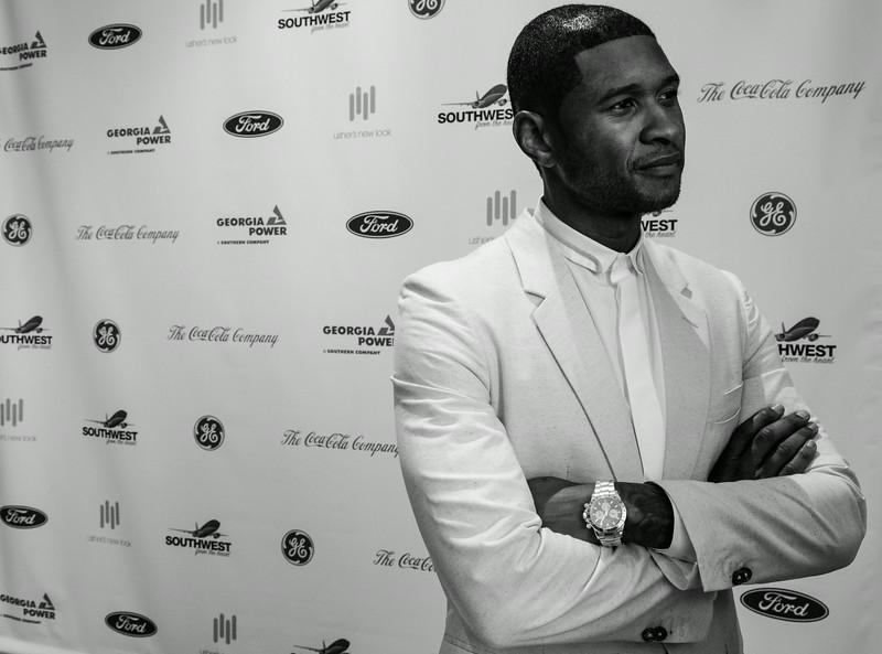 Mr. Usher Raymond