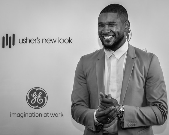 Usher's New Look Sweet 16 Events! - 2015