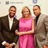 Usher, Cammie Rice, and Ludacris