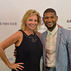 Cammie Rice and Usher