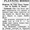 The Record - August 31, 1957