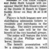 The Record - May 9, 1957