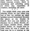 The Record - March 18, 1958