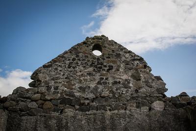 Ruiner ved Lista Fyr