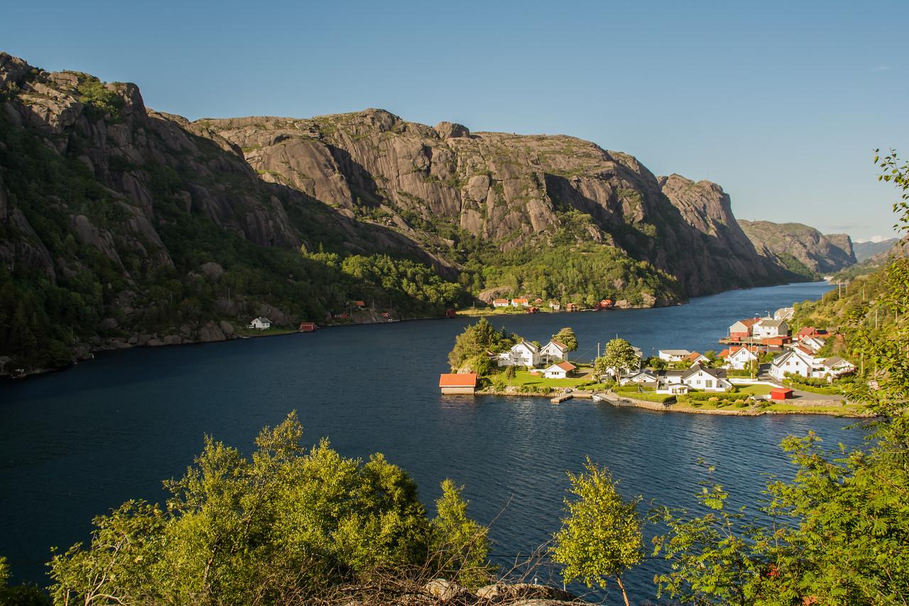 Roligheten-Flekkefjord