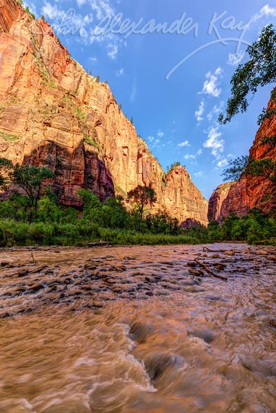 Virgin River Beauty