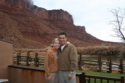 Thanksgiving 2008 - Moab, Utah