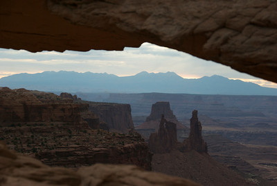mesa arch, washer woman arch