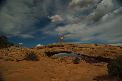 Mesa Arch, Travis