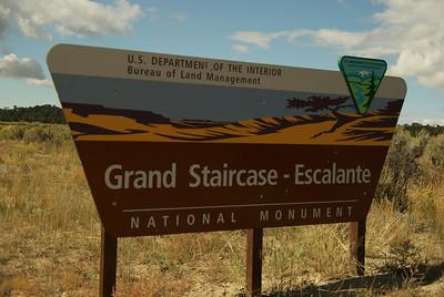Escalante-Grand Staircase