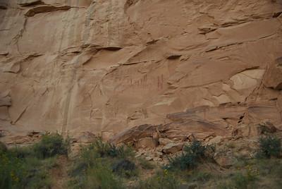 Horseshoe Canyon-Great Gallery