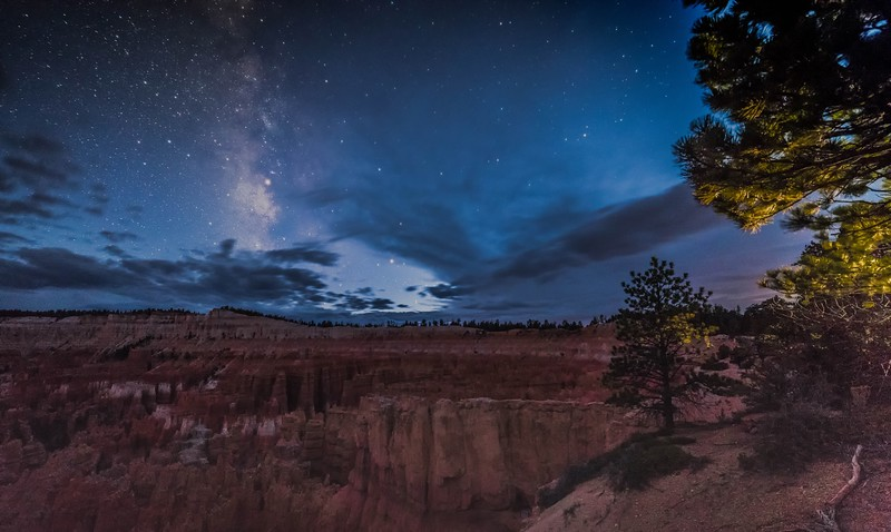 Bryce Canyon Milky Way