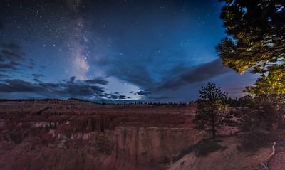 Bryce Canyon Milky Way