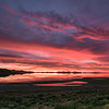 Sunset Finale over Bridger Bay