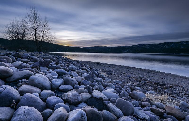 Jordanelle State Park sunrise
