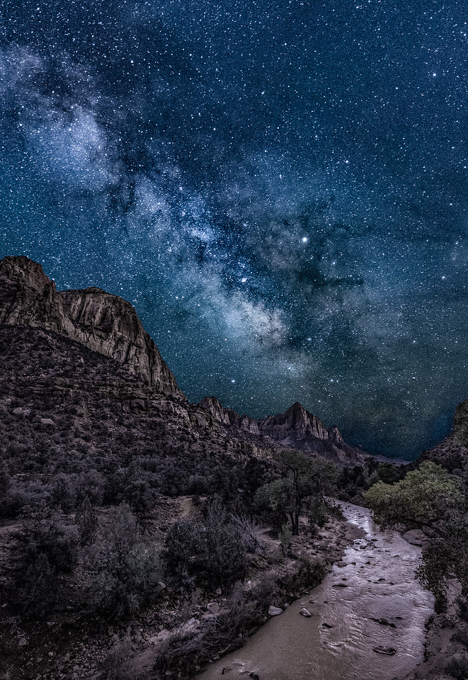 The Watchman - Zion National Park