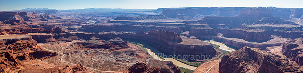Dead Horse Point to the West