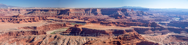 Dead Horse Point to the East