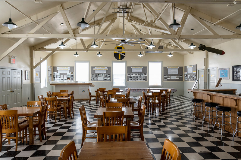 Wendover Air Museum Mess Hall