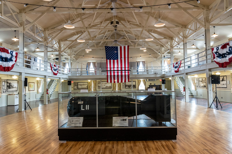 Wendover Air Museum Main Hall
