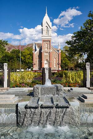 Brigham City Tabernacle, Church of Jesus Christ of Latter-Day Saints, Utah